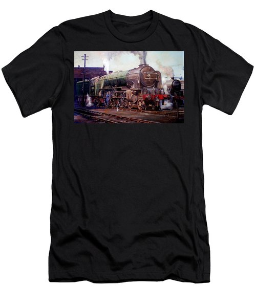 Kenilworth On Shed. Men's T-Shirt (Slim Fit) by Mike  Jeffries
