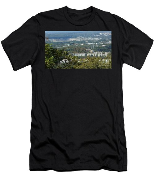 Kennesaw Battlefield Mountain Men's T-Shirt (Athletic Fit)