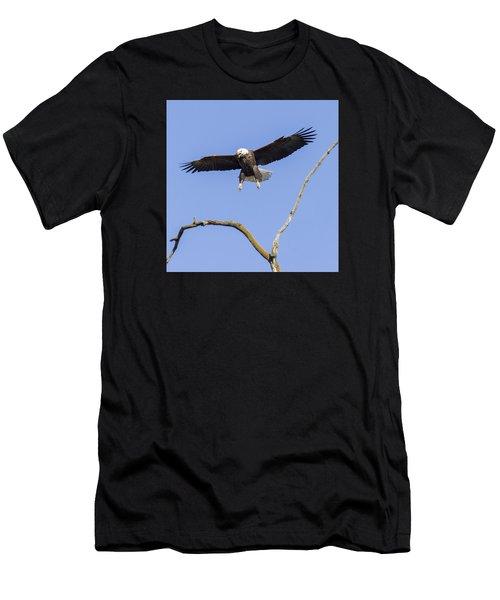 Landing Approach 1 Men's T-Shirt (Athletic Fit)
