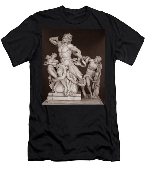 Laocoon And His Sons Men's T-Shirt (Athletic Fit)