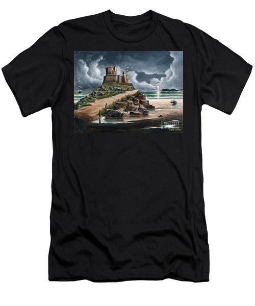 Lindisfarne Men's T-Shirt (Athletic Fit)