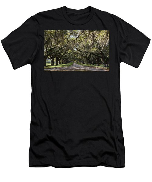 Live Oaks Men's T-Shirt (Athletic Fit)