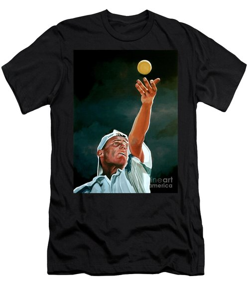 Lleyton Hewitt Men's T-Shirt (Athletic Fit)