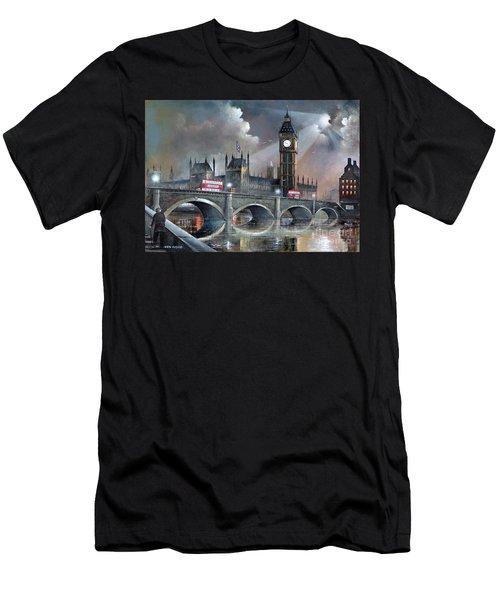 London Pride Men's T-Shirt (Athletic Fit)