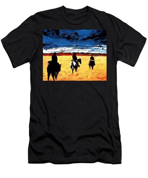 Long Journey Home Men's T-Shirt (Athletic Fit)