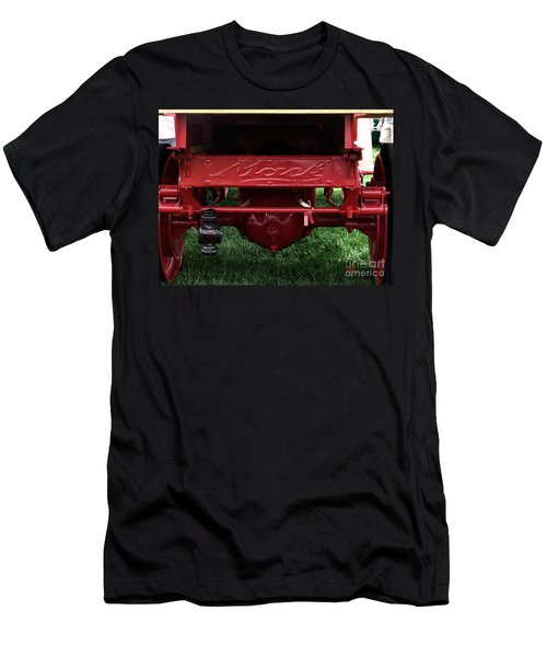 Mack Truck 1  Men's T-Shirt (Athletic Fit)