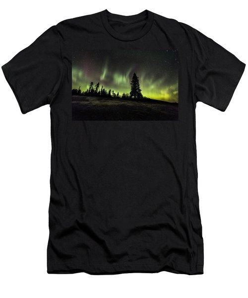 Mackenzie Point Aurora 2 Men's T-Shirt (Athletic Fit)