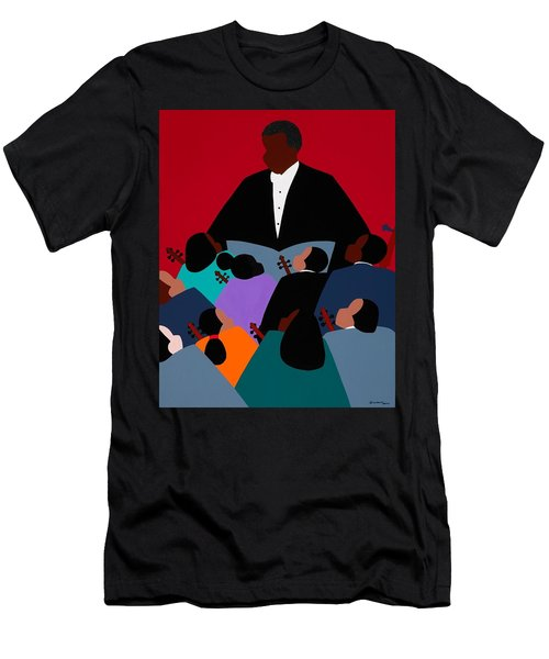 Maestro Men's T-Shirt (Athletic Fit)