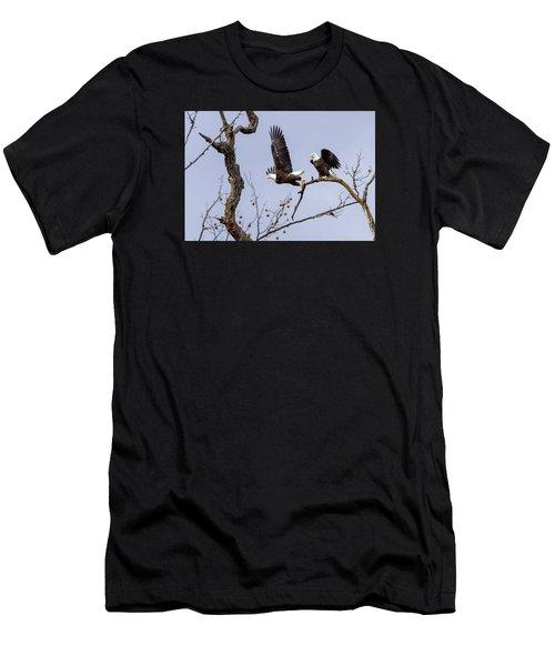 Majestic Beauty  Men's T-Shirt (Athletic Fit)