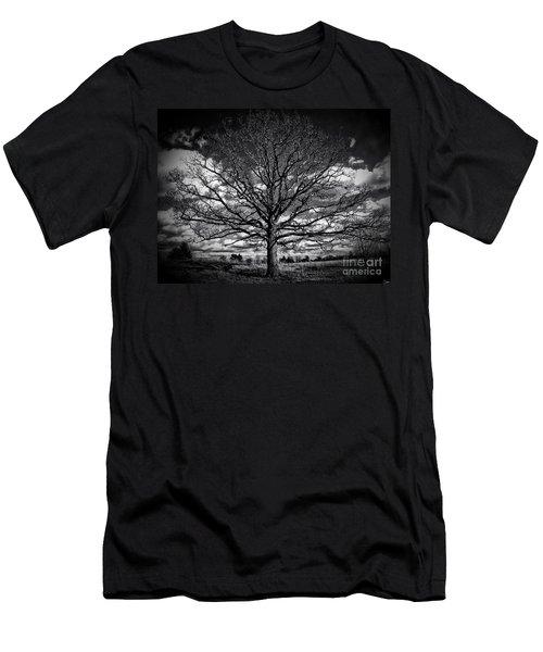 Marion Oaks Men's T-Shirt (Athletic Fit)