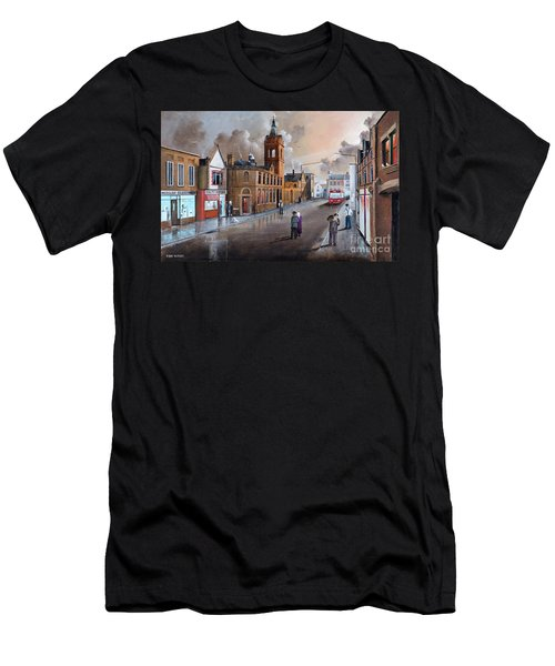 Market Street - Stourbridge Men's T-Shirt (Athletic Fit)