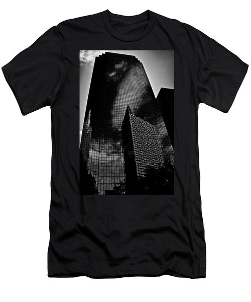 Monolith Men's T-Shirt (Slim Fit) by Mark Alder