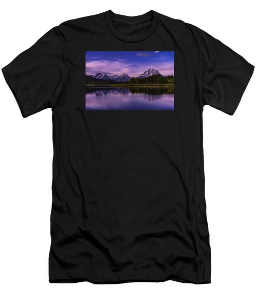 Moonlight Bend Men's T-Shirt (Athletic Fit)