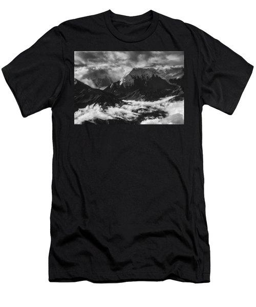 Mount Brooks Men's T-Shirt (Athletic Fit)