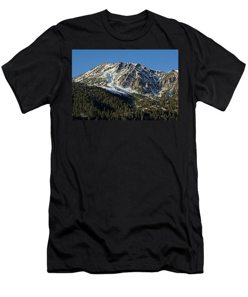 Mount Tom Men's T-Shirt (Athletic Fit)