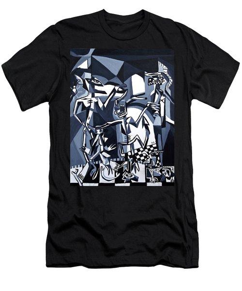 My Inner Demons Men's T-Shirt (Athletic Fit)