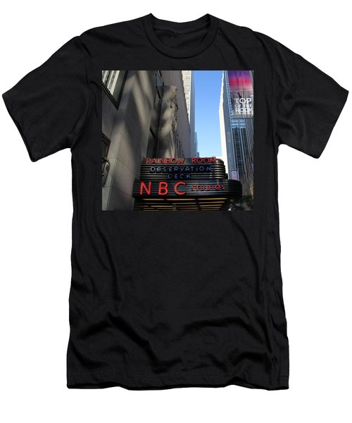 Nbc Studios Men's T-Shirt (Athletic Fit)