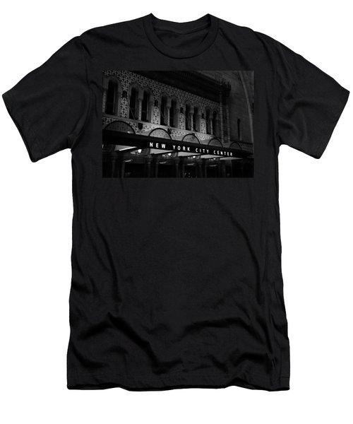 New York City Center Men's T-Shirt (Athletic Fit)