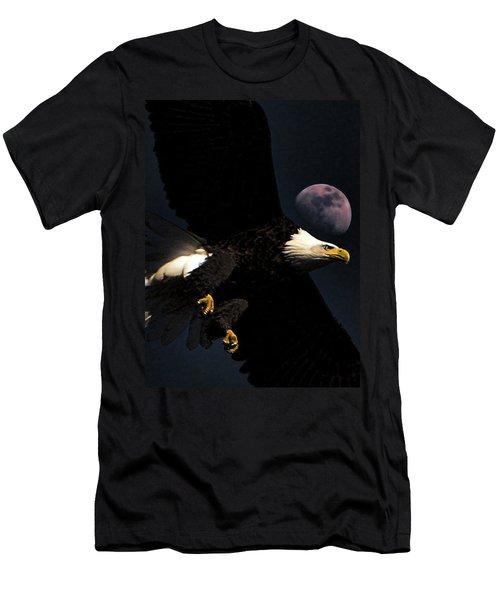 Night Moves Men's T-Shirt (Slim Fit) by John Freidenberg