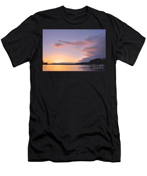 On Puget Sound - 2 Men's T-Shirt (Athletic Fit)