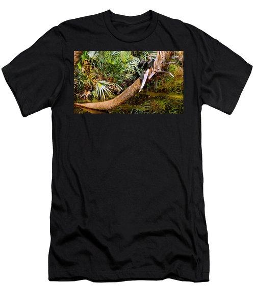 Oriental Darter Anhinga Melanogaster Men's T-Shirt (Athletic Fit)