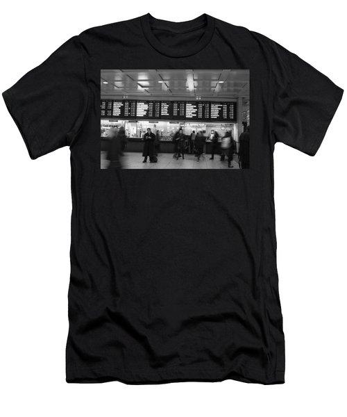 Penn Station Men's T-Shirt (Athletic Fit)