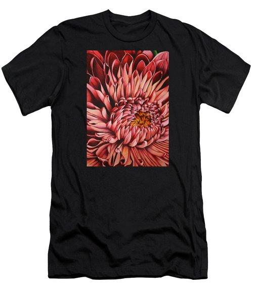 Pink Mum Men's T-Shirt (Athletic Fit)