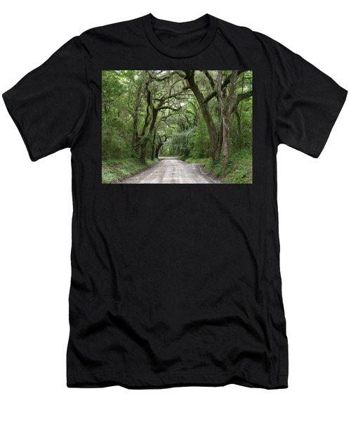 Plantation Road II Men's T-Shirt (Athletic Fit)