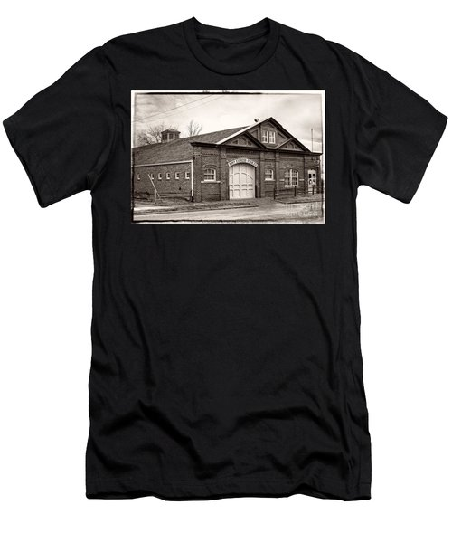 Pony Express Stables Men's T-Shirt (Athletic Fit)