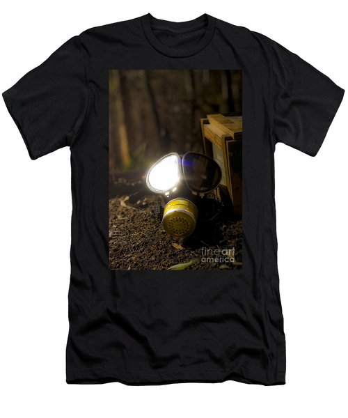 Reflection Of War Men's T-Shirt (Athletic Fit)