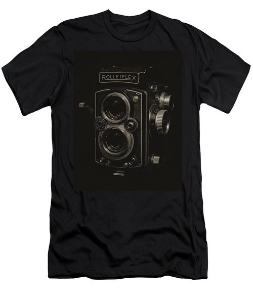 Rolleiflex Men's T-Shirt (Athletic Fit)