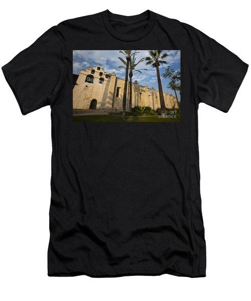 San Gabriel Mission Men's T-Shirt (Athletic Fit)