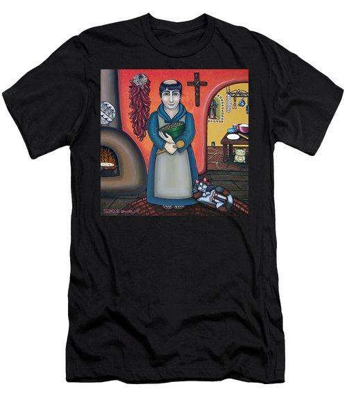 San Pascuals Kitchen Men's T-Shirt (Athletic Fit)