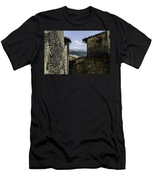 Santo Stefano Di Sessanio - Italy  Men's T-Shirt (Athletic Fit)
