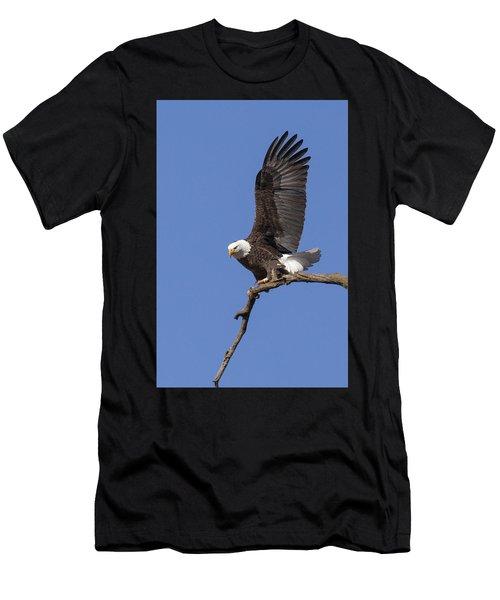 Smooth Landing 3 Men's T-Shirt (Athletic Fit)