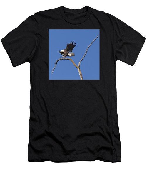 Smooth Landing 5 Men's T-Shirt (Athletic Fit)