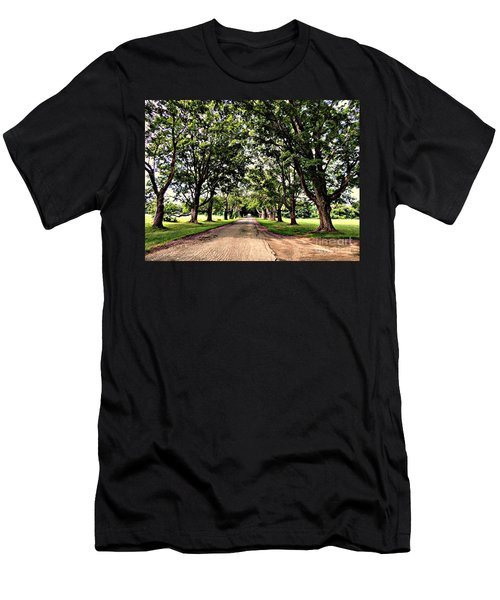 Spencer Peirce Little Farm Men's T-Shirt (Athletic Fit)