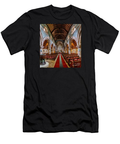 St Mary Men's T-Shirt (Athletic Fit)