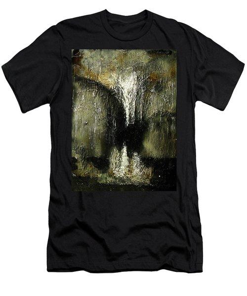 Stalactites And Stalagmites Men's T-Shirt (Athletic Fit)