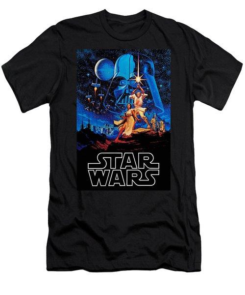 Star Wars Men's T-Shirt (Athletic Fit)