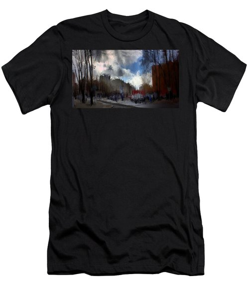 Streetlights 2 Men's T-Shirt (Athletic Fit)