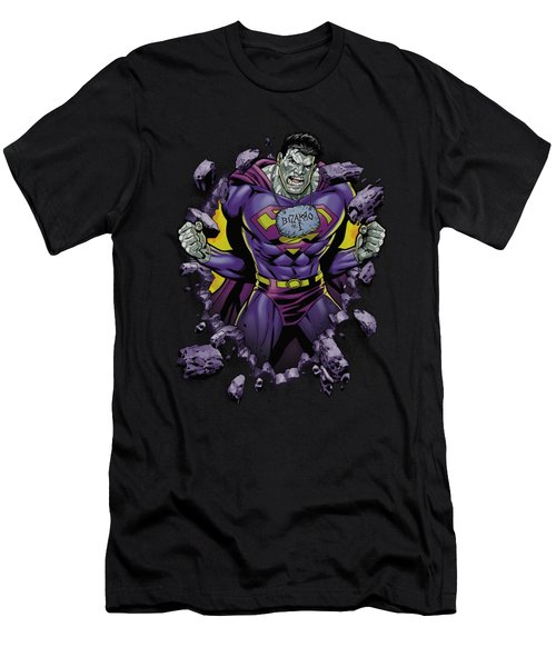 Superman - Bizzaro Breakthrough Men's T-Shirt (Athletic Fit)