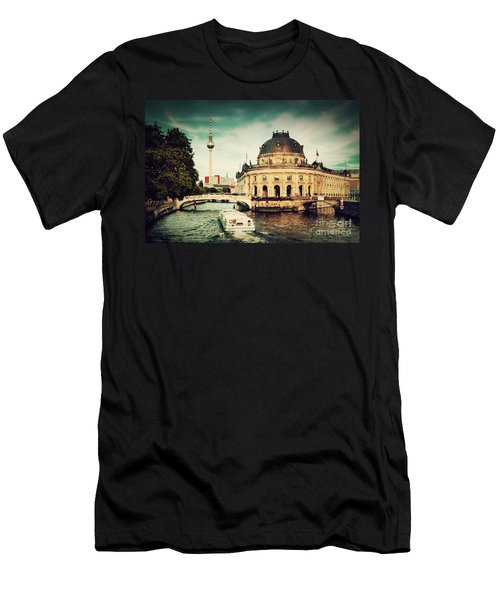 The Bode Museum Berlin Germany Men's T-Shirt (Athletic Fit)