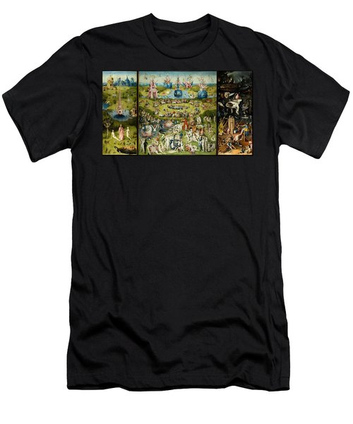 The Garden Of Earthly Delights Men's T-Shirt (Athletic Fit)