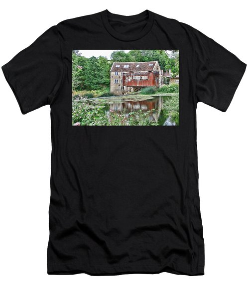 The Old Mill Avoncliff Men's T-Shirt (Athletic Fit)