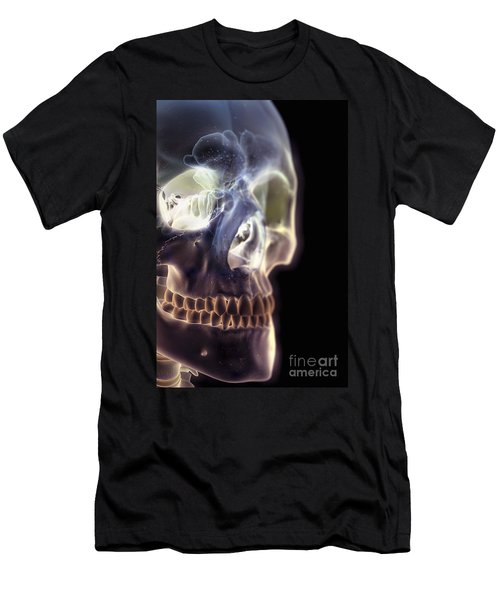 The Skull And Paranasal Sinuses Men's T-Shirt (Athletic Fit)