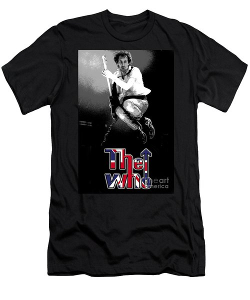 The Who Men's T-Shirt (Athletic Fit)