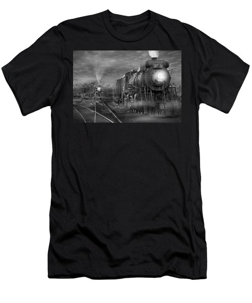 The Yard Men's T-Shirt (Athletic Fit)