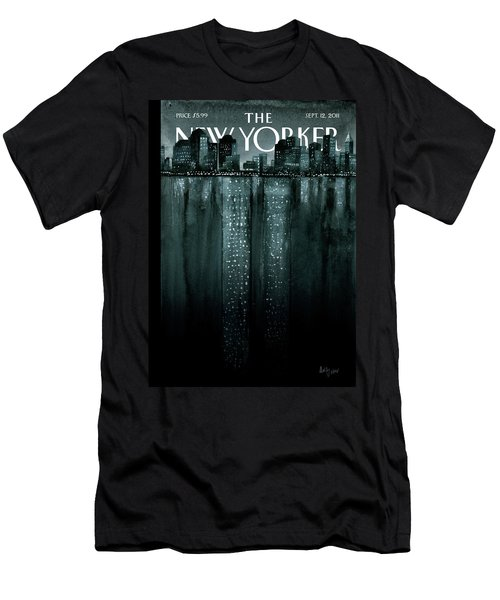 New Yorker September 12th, 2011 Men's T-Shirt (Athletic Fit)