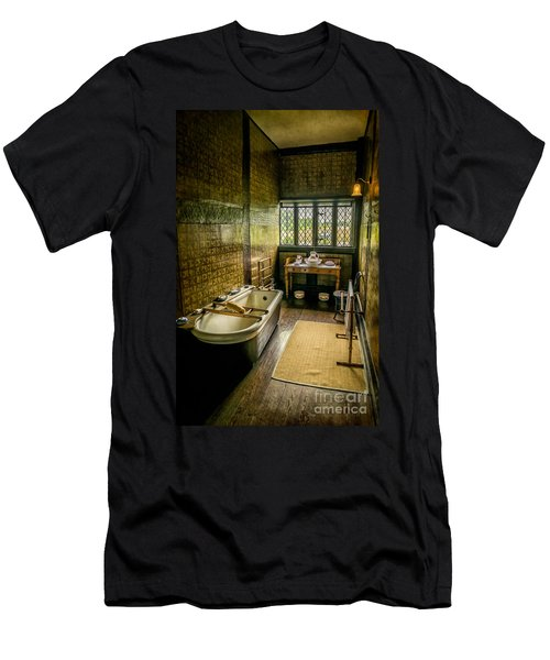 Victorian Wash Room Men's T-Shirt (Athletic Fit)